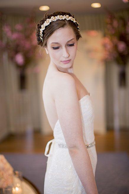 New York Bridal Fashion Week Sareh Nouri Spring 2017 Wedding Photographer VA, MD , DC