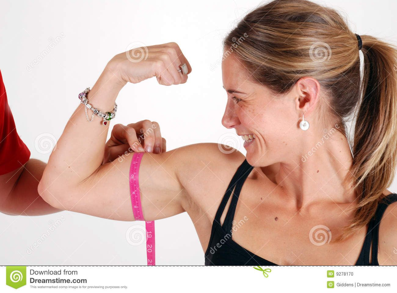 Sexy female arms