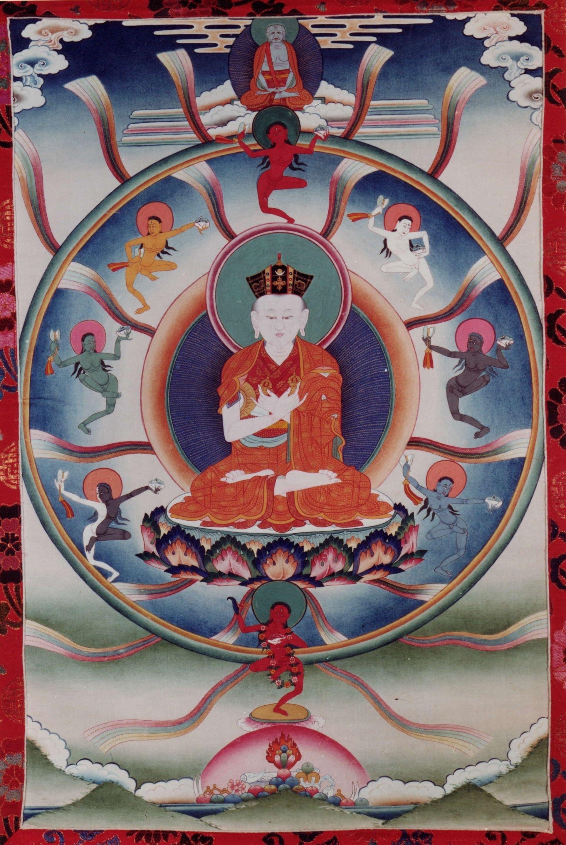 Miky Dorje, The Eighth Karmapa