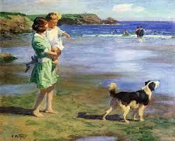 Summer Paintings By Famous Artists Google Search Artwork