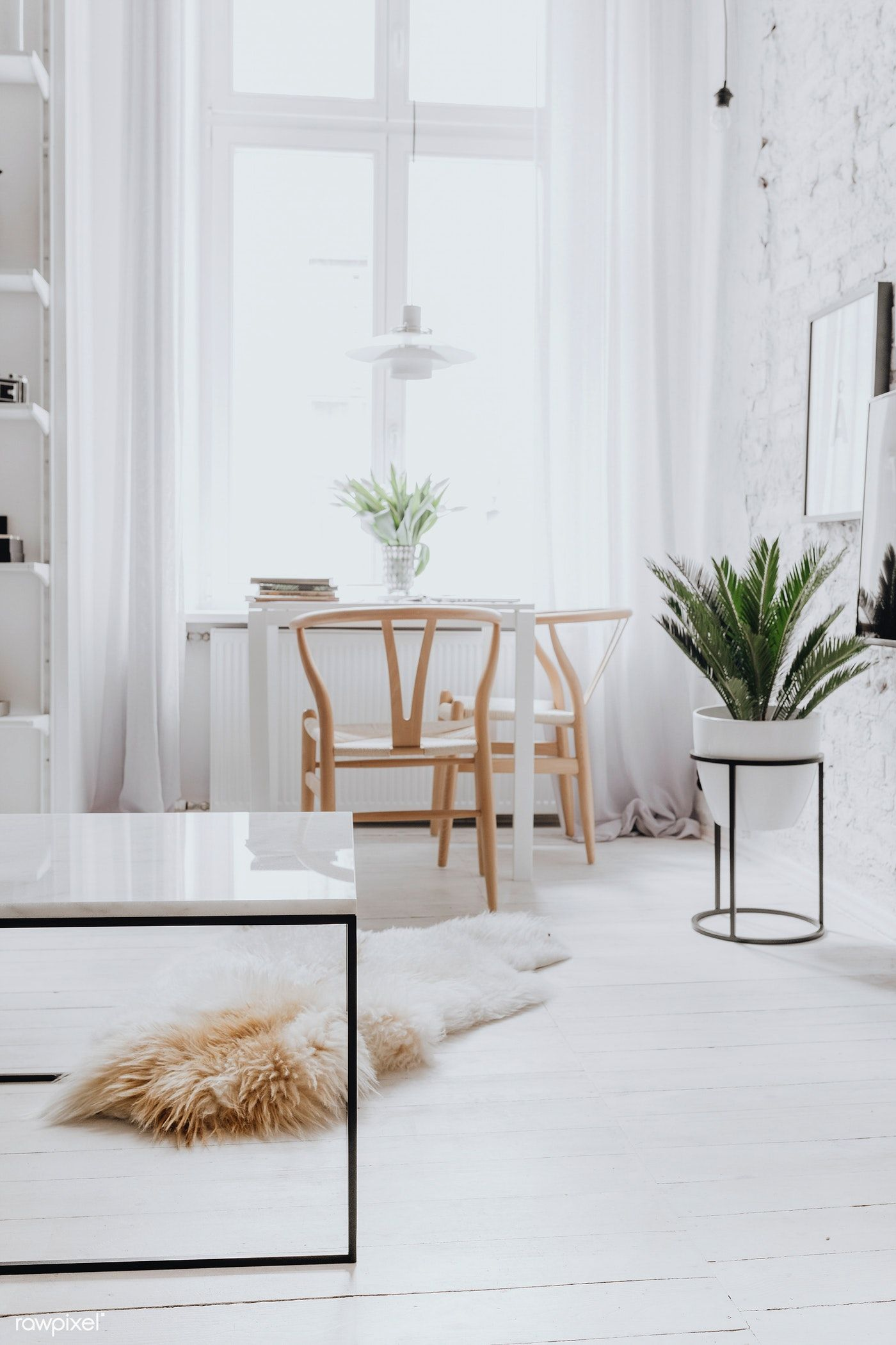 Modern And Stylish Apartment Free Image By Rawpixel Com