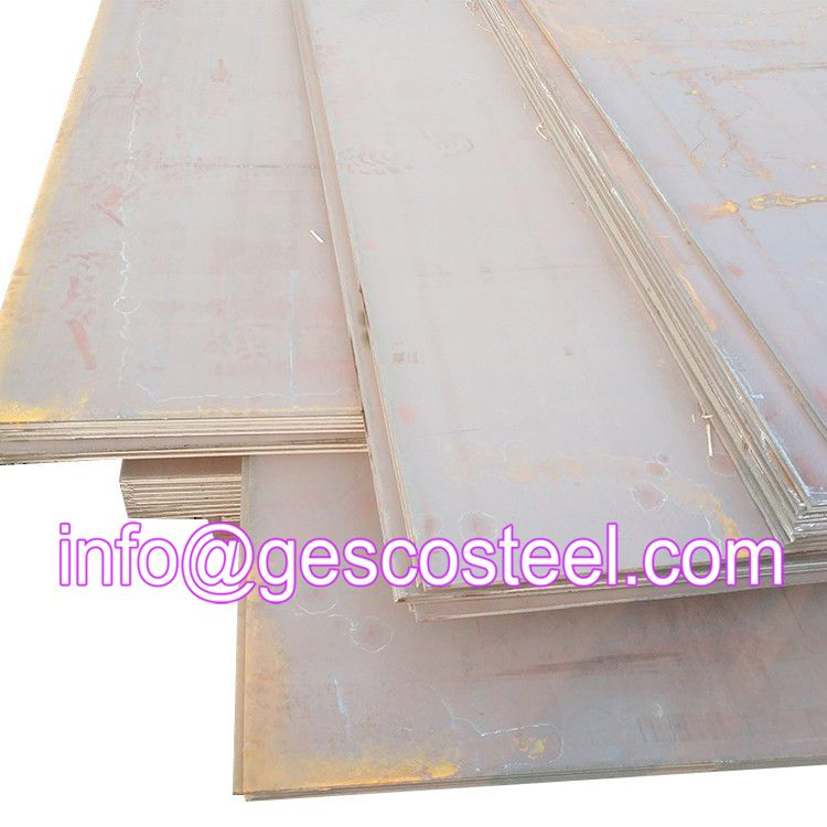 Hot Rolled 10mm Thick Steel Plate Steel Plate Galvanized Steel Sheet Steel