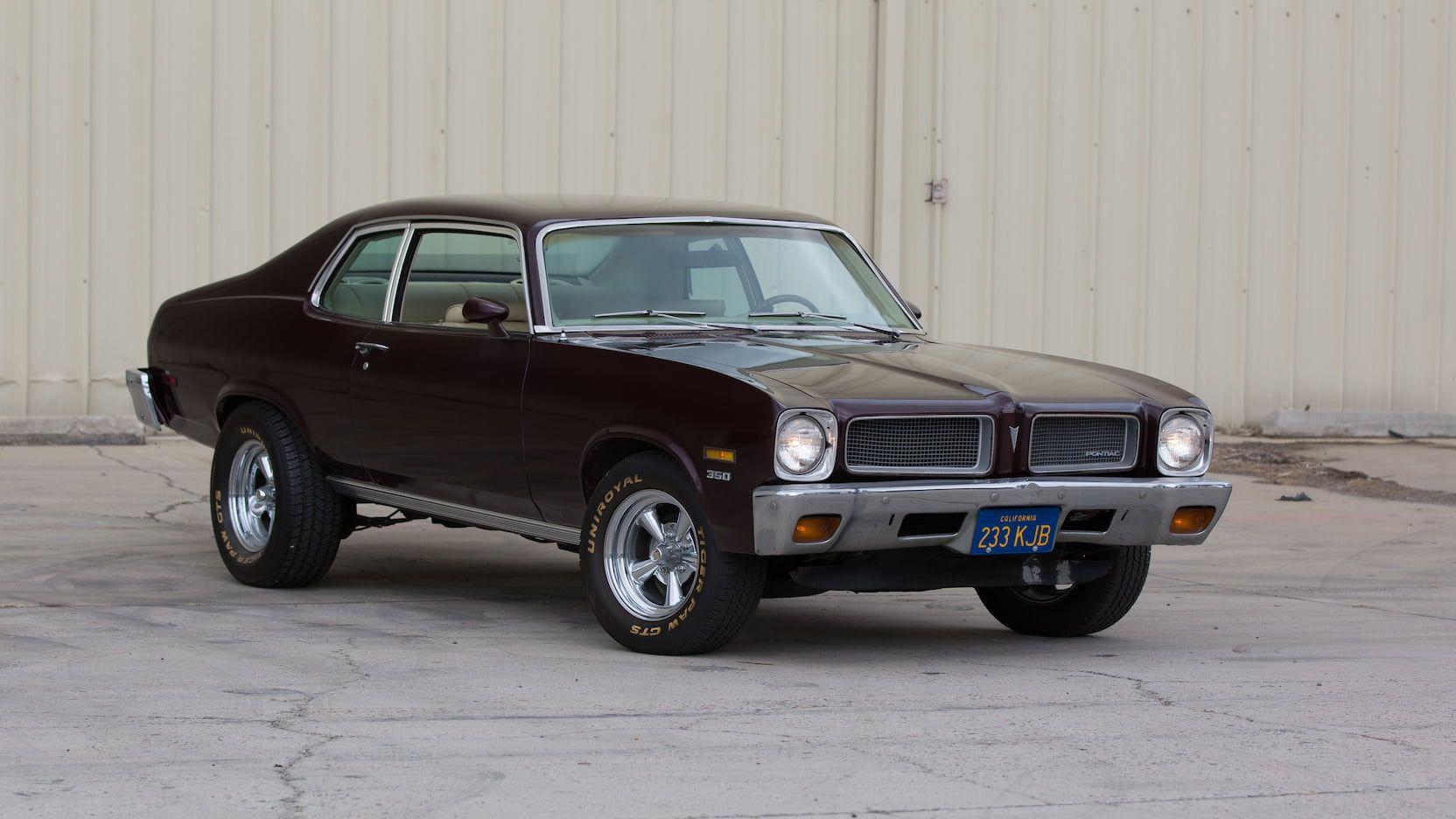 1973 Pontiac Ventura | T101.1 | Las Vegas 2017 | Muscle Cars ...