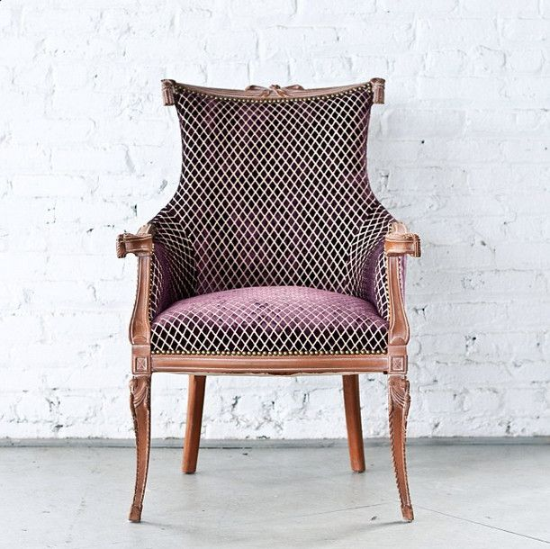 Instagram Stories Paradise For Vintage Lovers Chair Upholstered Chairs Furniture