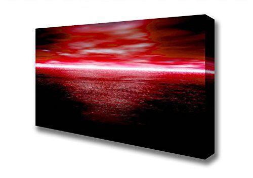 Wide Red Horizon Over The Black Sea Canvas Art Prints - L... https://www.amazon.co.uk/dp/B01EI49N92/ref=cm_sw_r_pi_dp_x_JqVsyb5B0KNH5