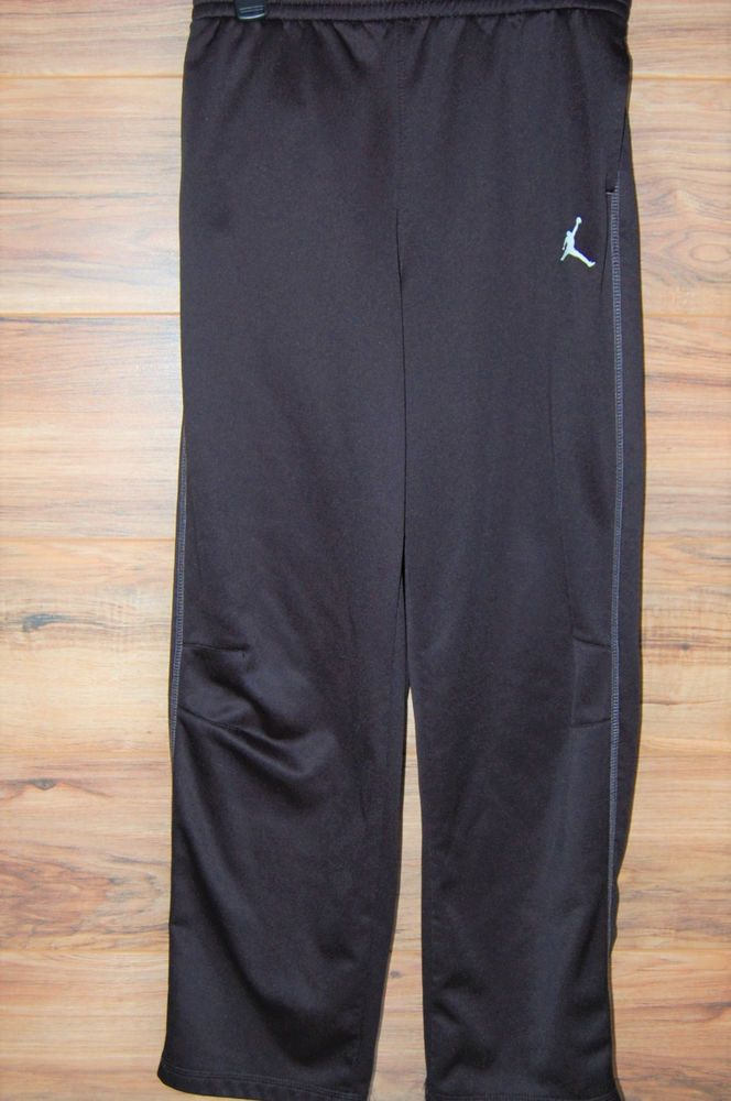 6871b32523d Nike Air Jordan Jumpman Therma-Fit Pants XL 13-15 years Black Pockets  #NikeJumpman #AthleticSweatPants #Everyday
