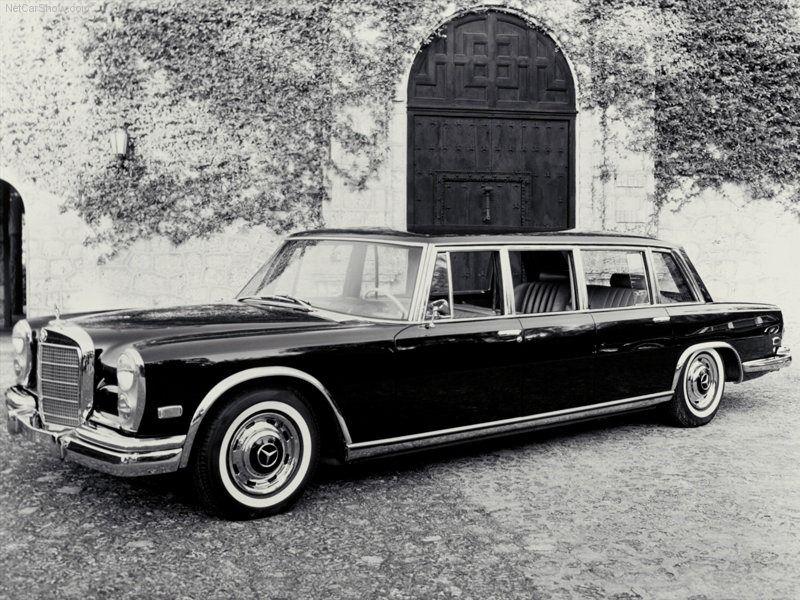Mercedes Benz 600 Grosser