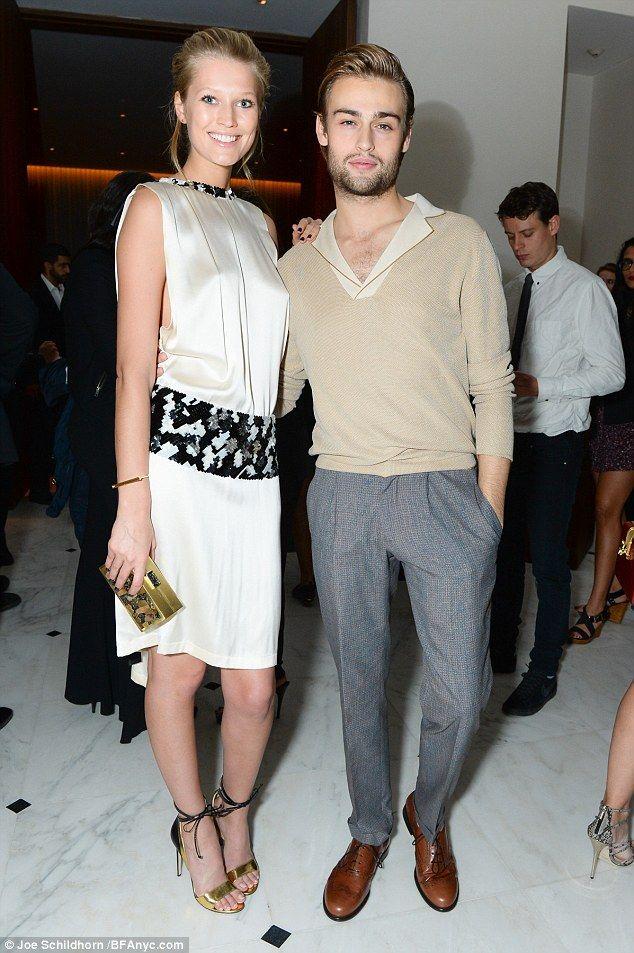 Party people: Leonardo DiCaprio's on/off girlfriend Toni ...
