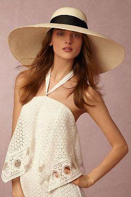 Holiday Sun Hat