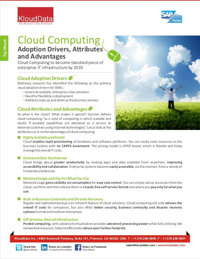 While engaged, we create a Cloud Adoption Roadmap, evaluate - define business investment
