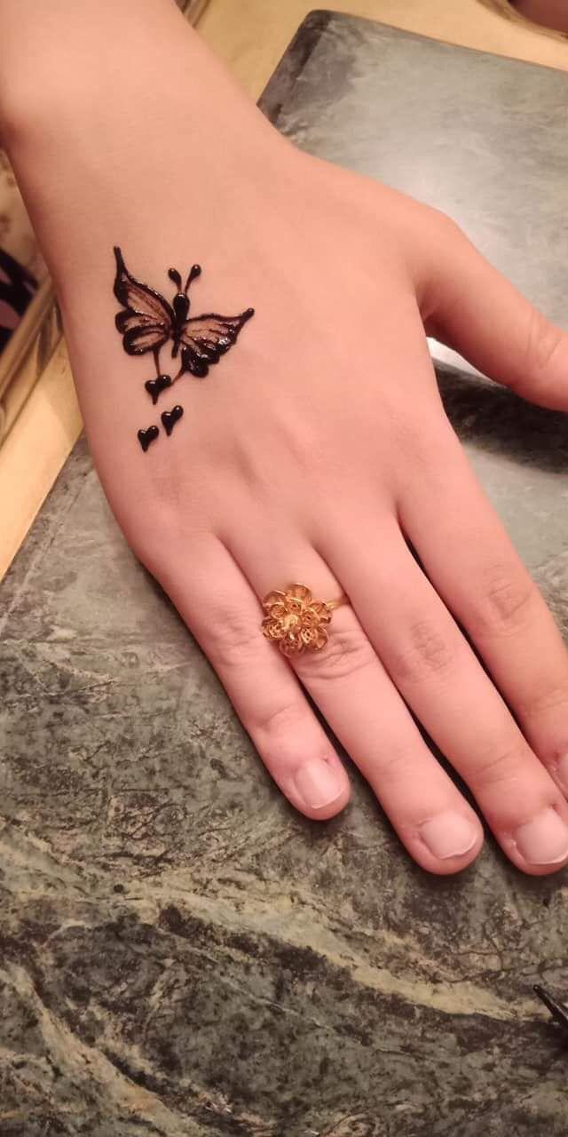 Pin By Adhe Kartika On Henna Henna Designs Henna Tattoo Designs Henna Tattoo Designs Simple