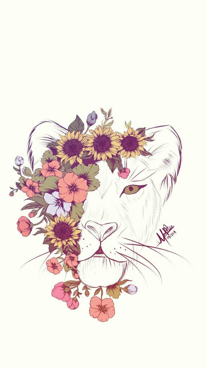 Leoa Tattoleoa Tatuagem Digitalart Art Ilustracoes Fantasia