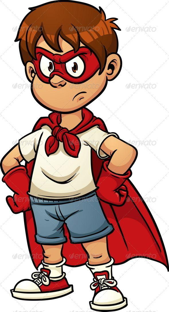 Kid Cartoon Superheroes Google Search Cartoon Cartoon Kids Super Hero Costumes