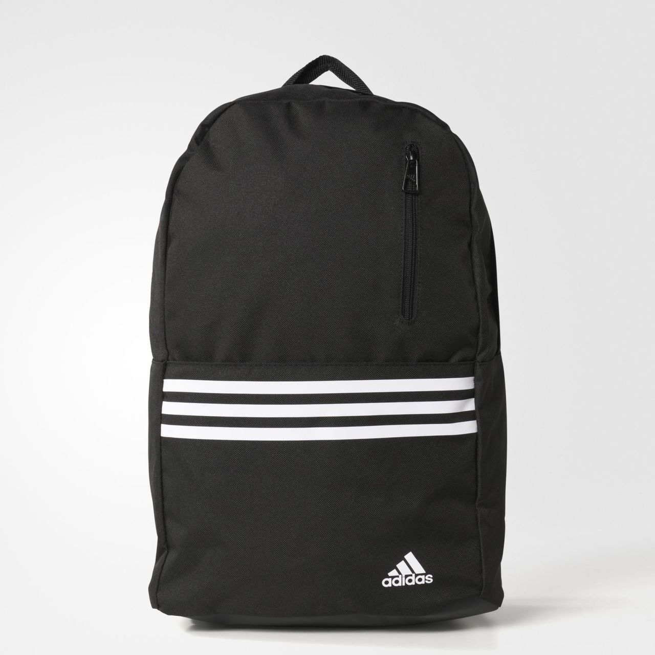 adidas Versatile 3-Stripes Backpack - Blue  b6f311880