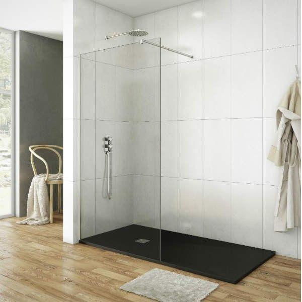 paroi de douche fixe sur mesure modele screen http www asealia