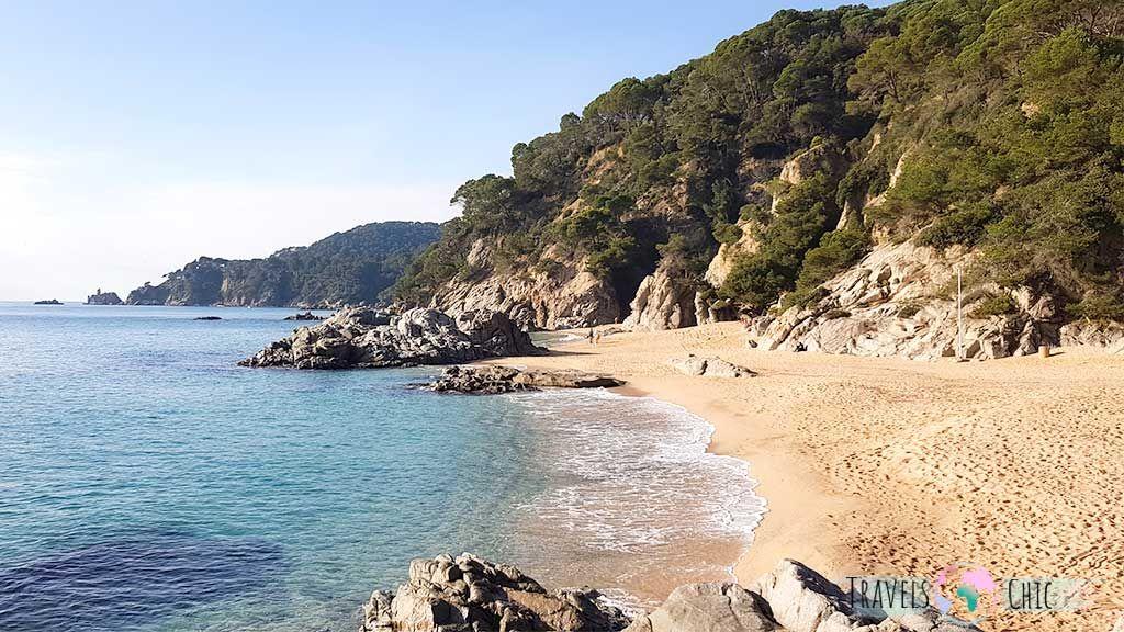 Pin En Las 25 Mejores Calas Y Playas De La Costa Brava
