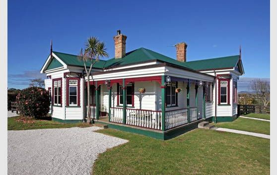1900's villa Auckland, New Zealand (With images