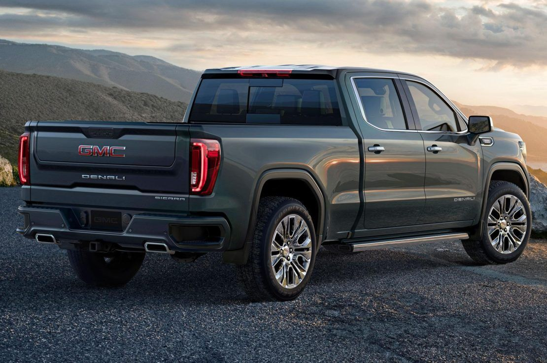 2019 Gmc Sierra Denali Drops With A Split Folding Tailgate Pertaining To 2019 Gmc Denali 3500 Review And Specs Gmc Sierra Denali Gmc Sierra Gmc Denali