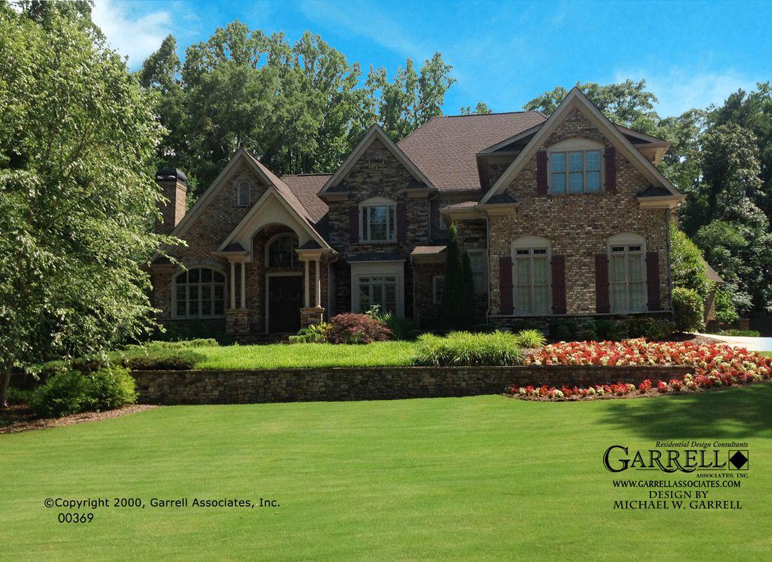 Burgandy House Plan | House Plans by Garrell Associates, Inc