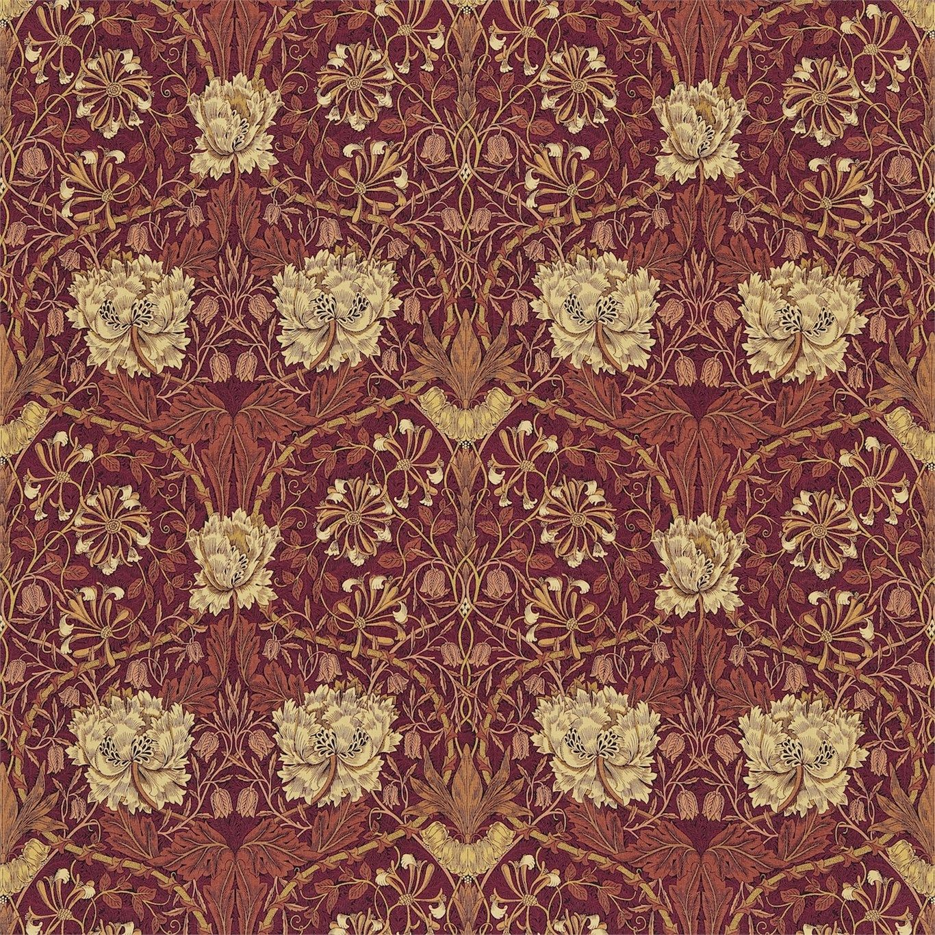 Arts and crafts prints - The Original Morris Co Arts And Crafts Fabrics And Wallpaper Designs By William