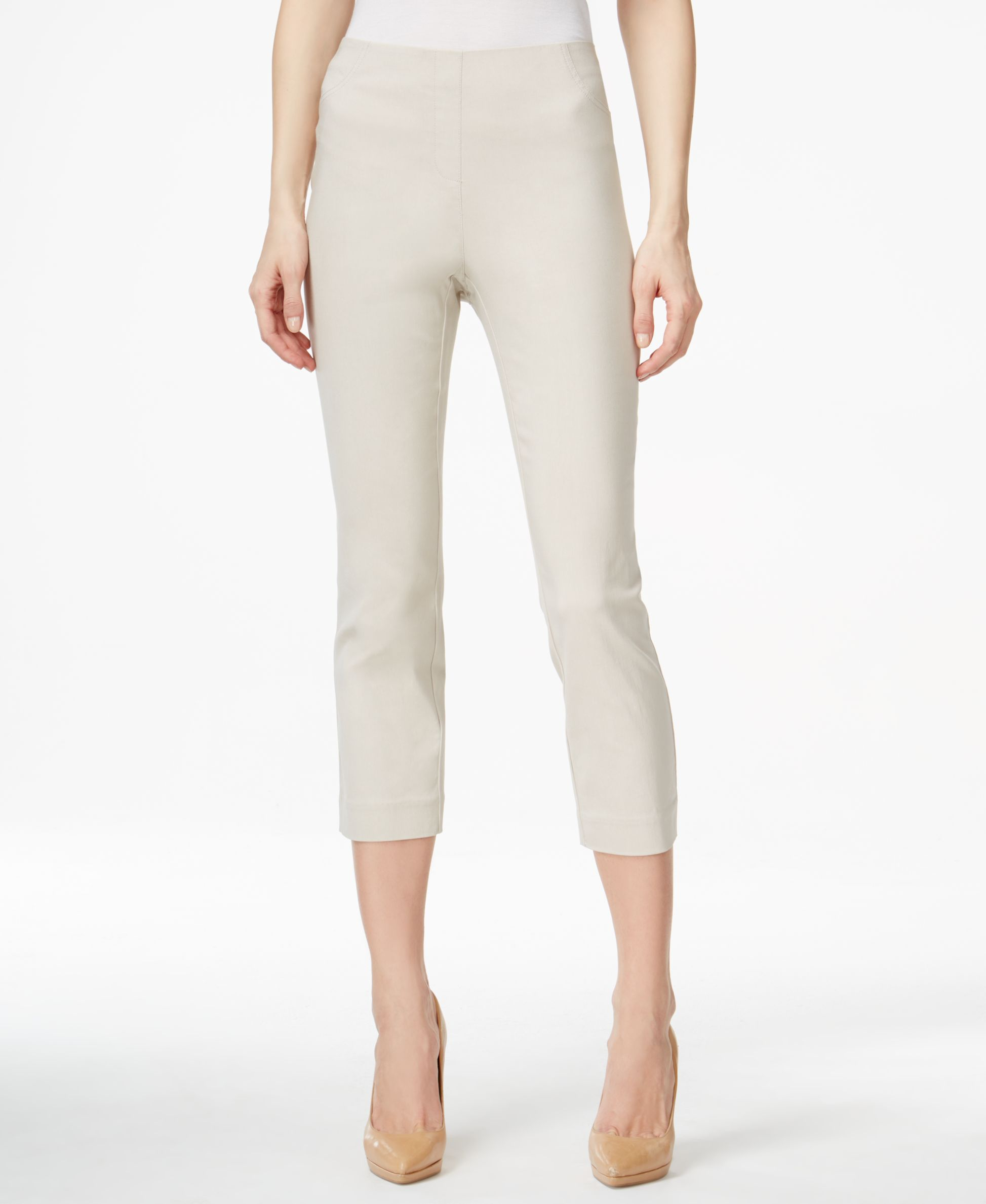 Style & Co. Pull-On Capri Pants, Only at Macy's