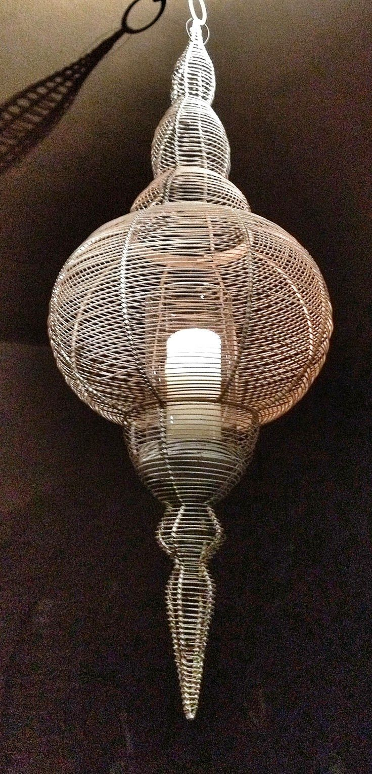 bricolage week of wire pendant lighting creative lighting bricolage week of wire pendant lighting [ 736 x 1528 Pixel ]