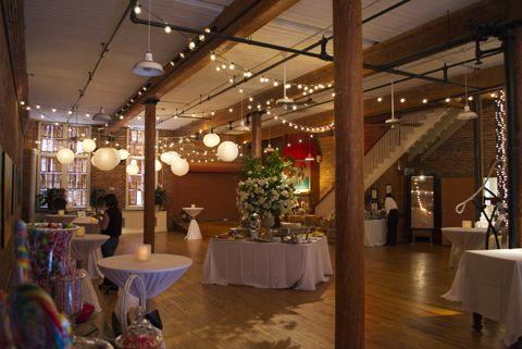 Wedding Held At City Art In Columbia Sc So Classy Wedding Venue