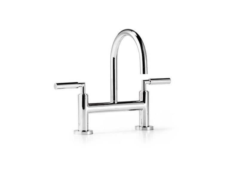 TARA Robinet pour lavabo 2 trous by Dornbracht design Sieger