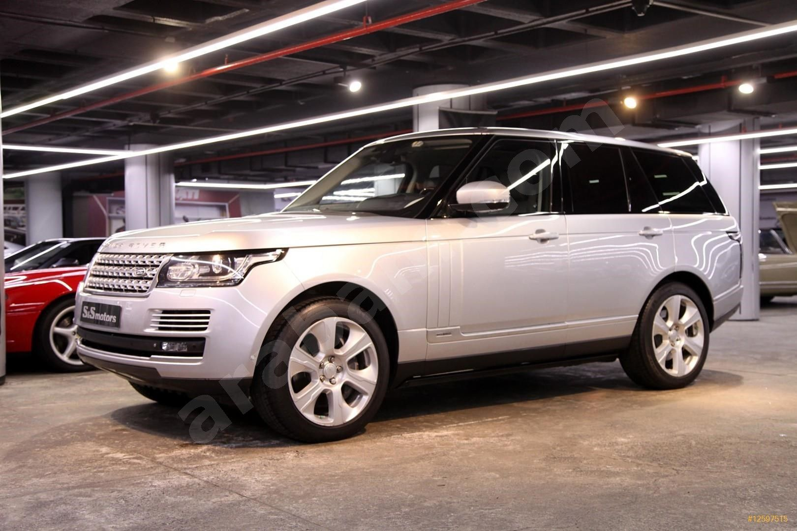 Land Rover Range Rover 3.0 SDV6 Vogue Hybrid Range rover
