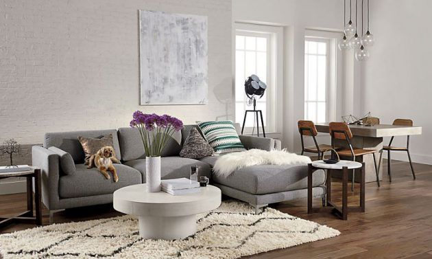 17 round coffee table designs to adorn your modern living