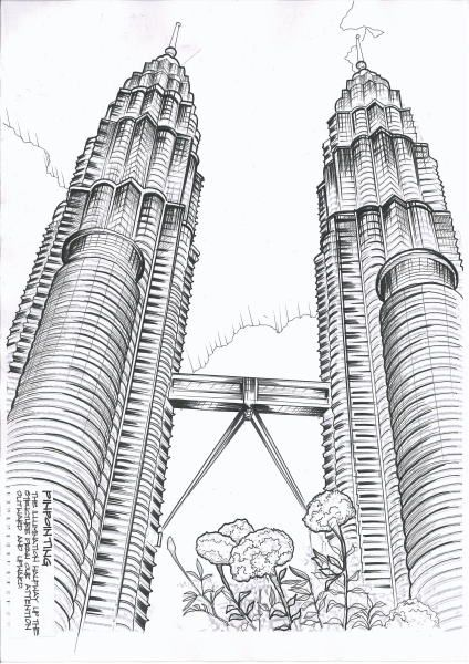 Pin By Samiha Maryam On My Crafts Architecture Drawing Sketchbooks City Drawing Architecture Sketch