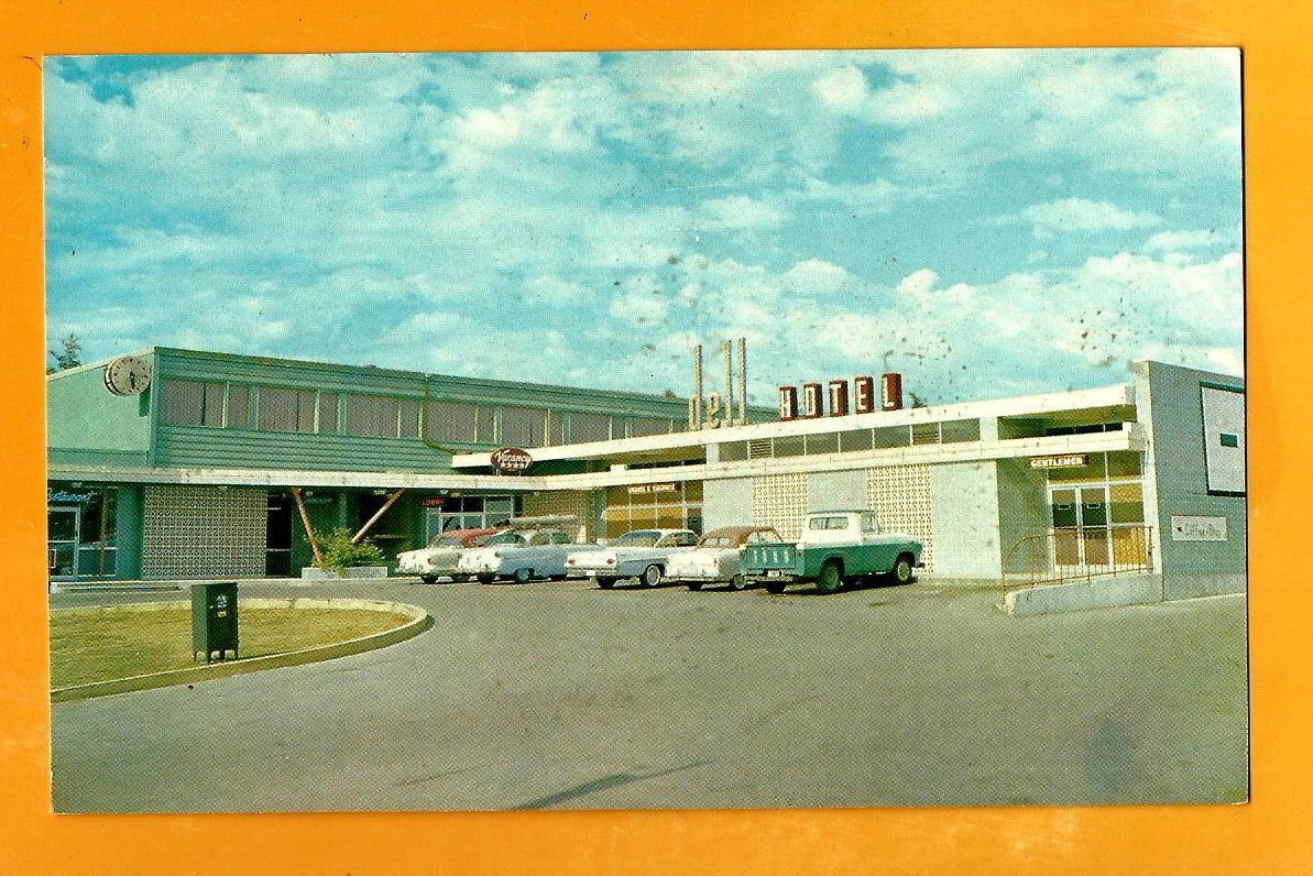 The Dell Hotel In Surrey Bc Canada Early 1960 S