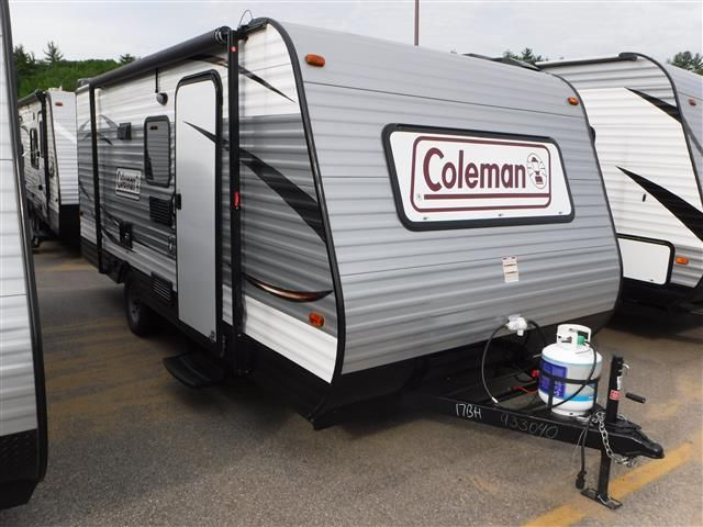New 2015 Coleman Coleman CTS17BH Travel Trailer For Sale ...