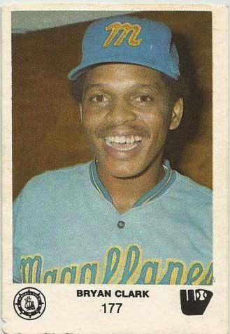 Bryan Clark,picher de excelente desenpeño con Magallanes en los años 80s