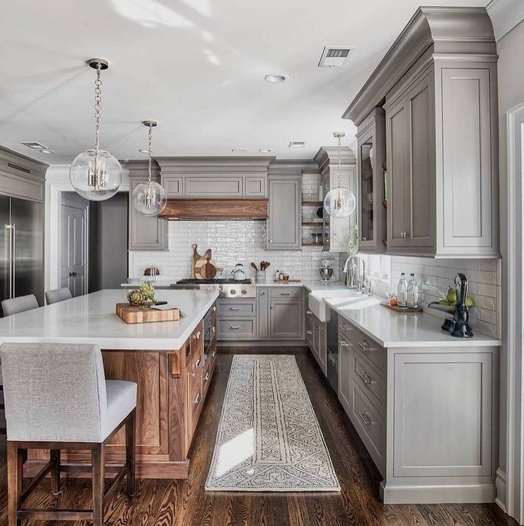 5 Tips On Build Small Kitchen Remodeling Ideas On A Budget: 45 Beautiful Office Furniture Design Ideas