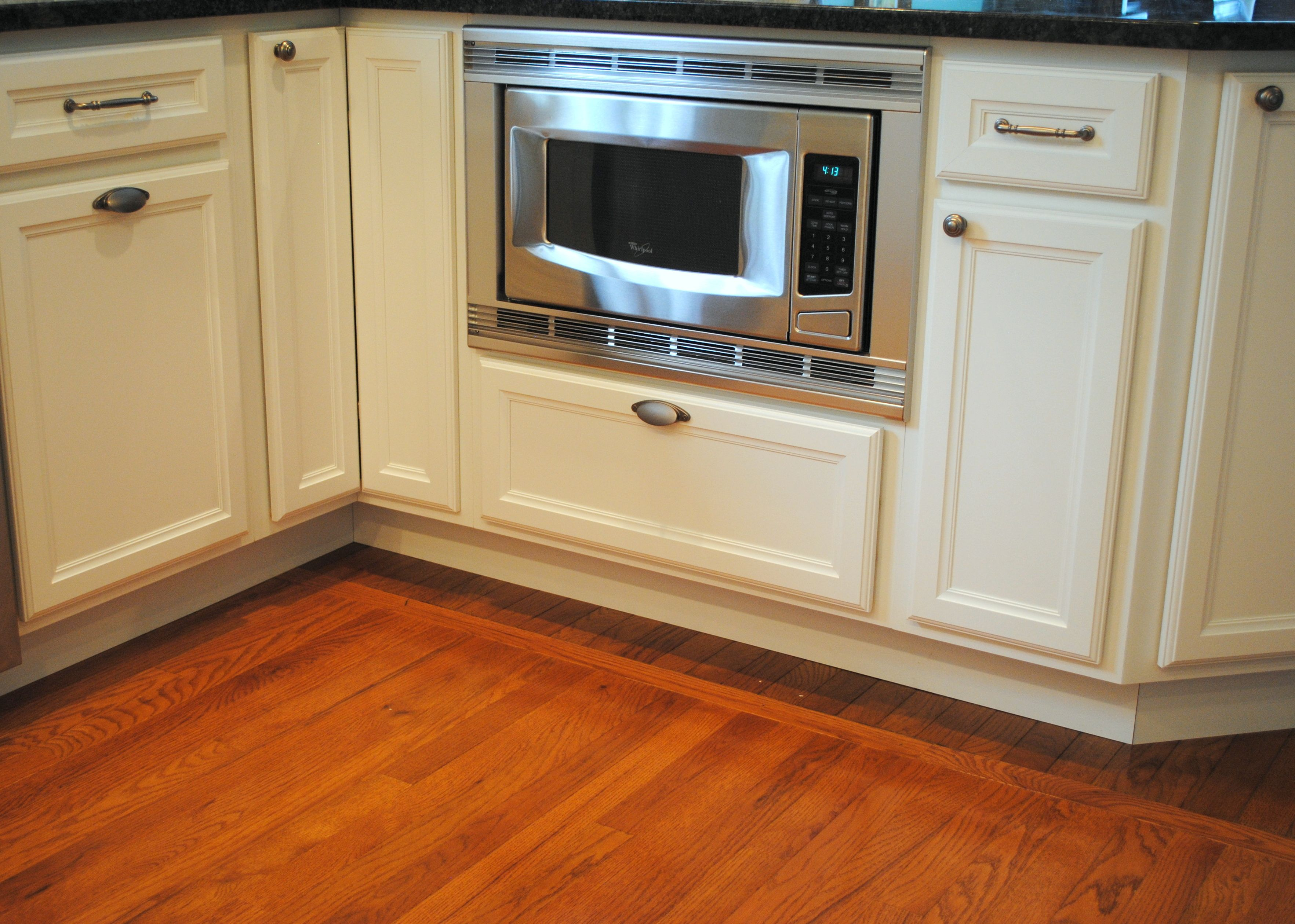 bosch microwave with trim kit  Google Search  microwave