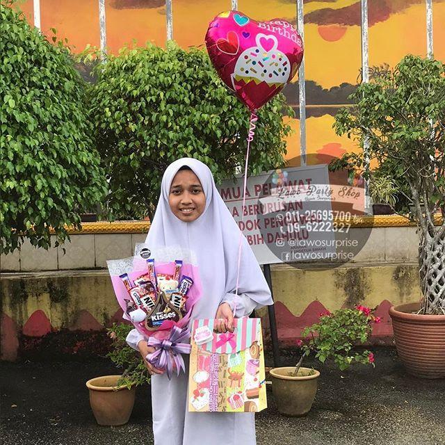 Pakej Rm55 Bouquet Choc Bear Balloon Location Lawo Party Shop Lawo Surprise Jalan Sultan Omar 20300 Kuala Ter Fashion Academic Dress Shopping