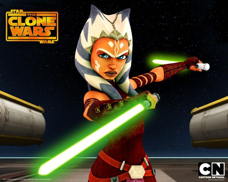 Ahsoka-Tano I - kostenlose Extras - Star Wars The Clone Wars | Cartoon Network