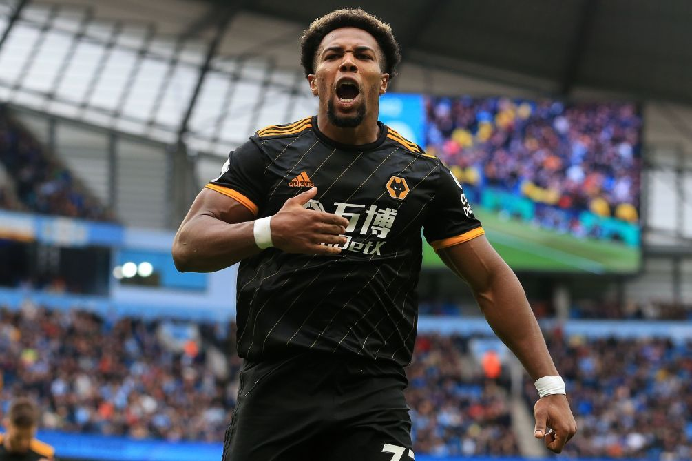 Adama Traore Hits Double To Sink The Champions And Hand Liverpool Title Edge The Sun Wolverhampton Manchester City Manchester
