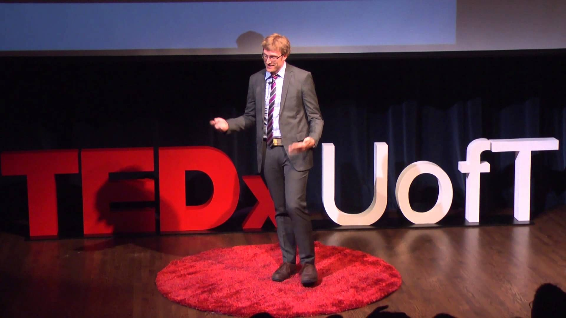 A Time Traveller S Primer Ryan North At Tedxuoft One Of The Best