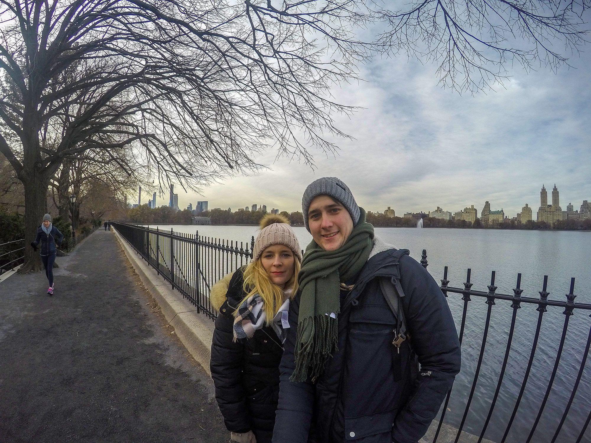 Reserva de Agua de Jacqueline Kennedy Onassis, Central Park