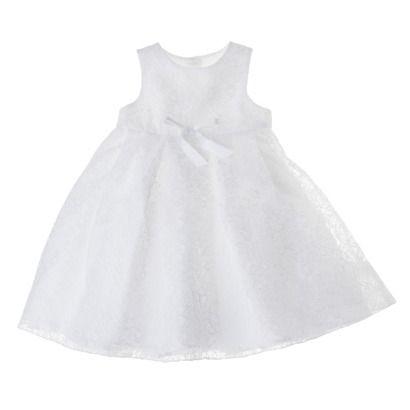7da194a28d6e5 Tevolio™ Infant Toddler Girls' Sleeveless Lace Overlay Dress ...