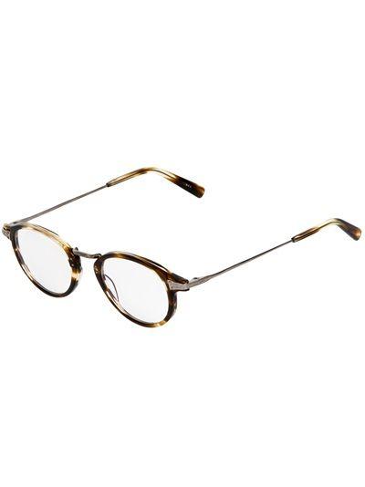 c27347c51f4 MASUNAGA Round Frame Glasses  461