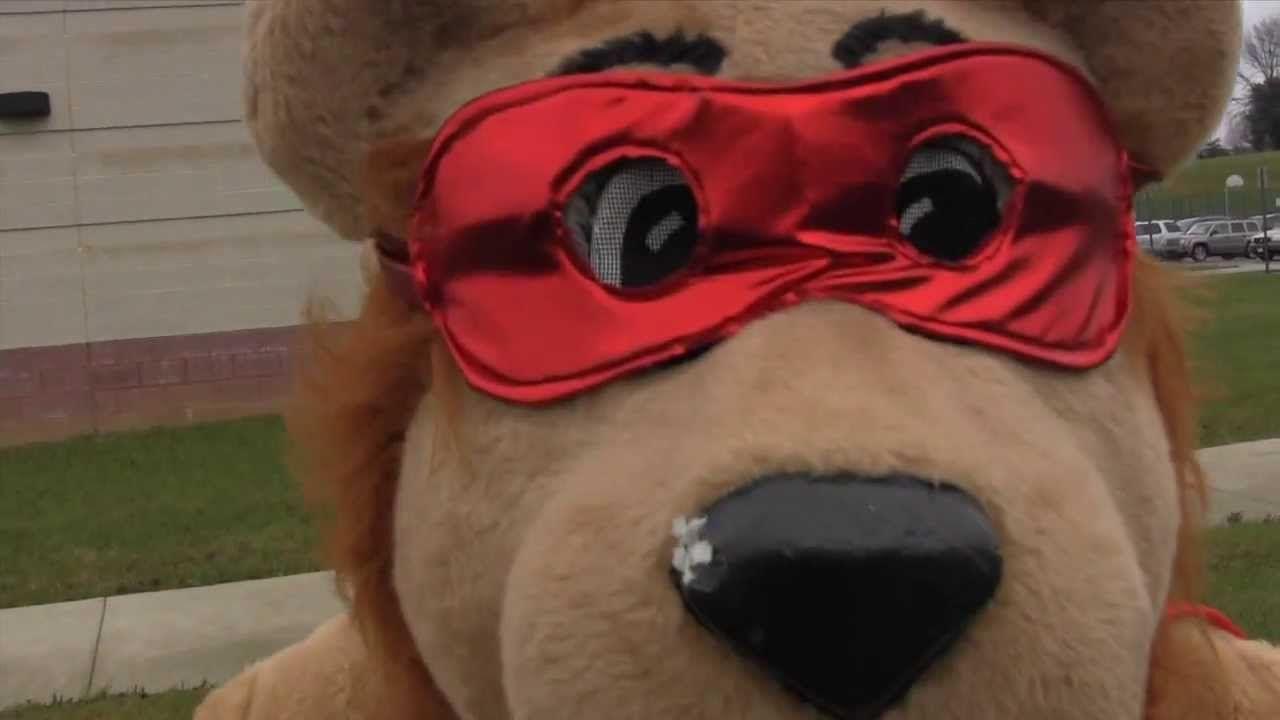 Meet #captain Courage the COCA mascot!