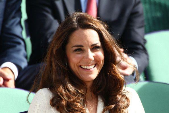 Kate Middleton - The Championships - Wimbledon 2012: Day Nine