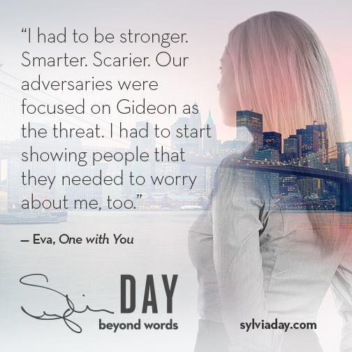 Que tenía que ser más fuerte. Más inteligente. Más aterrador. Nuestros adversarios se centraron en Gideon como la amenaza. Que tenía que protagonizar, mostrar a la gente que tenían que preocuparse por mí, también.