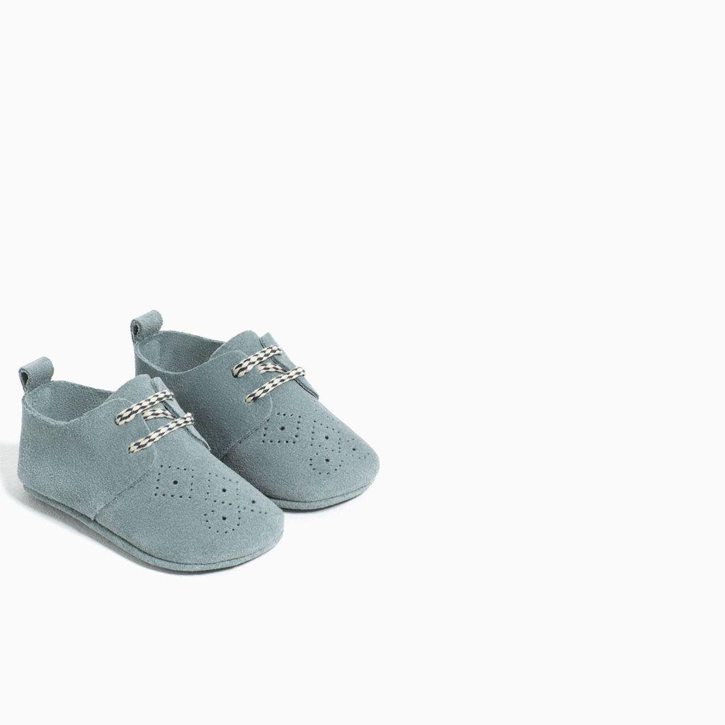 Skorzane Balerinki Z Fredzlami Buty Niemowle 0 12 Miesiace Dzieci Zara Polska Zara Zara Netherlands Baby Shoes