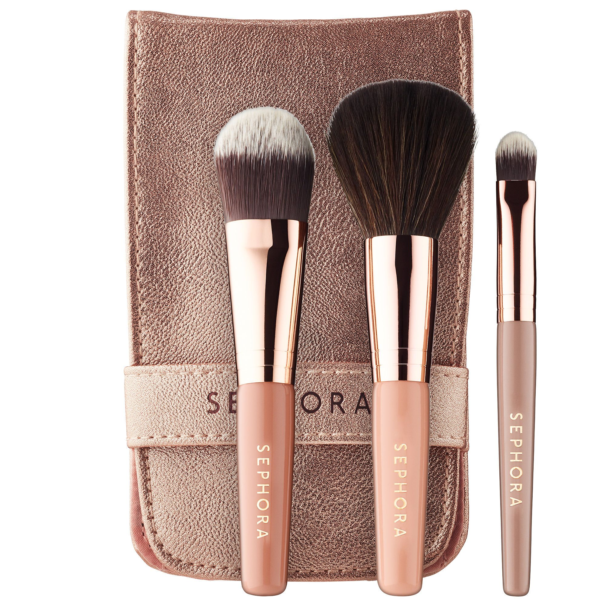 Ready in 5 Face Brush Set Face brush set, Face brush