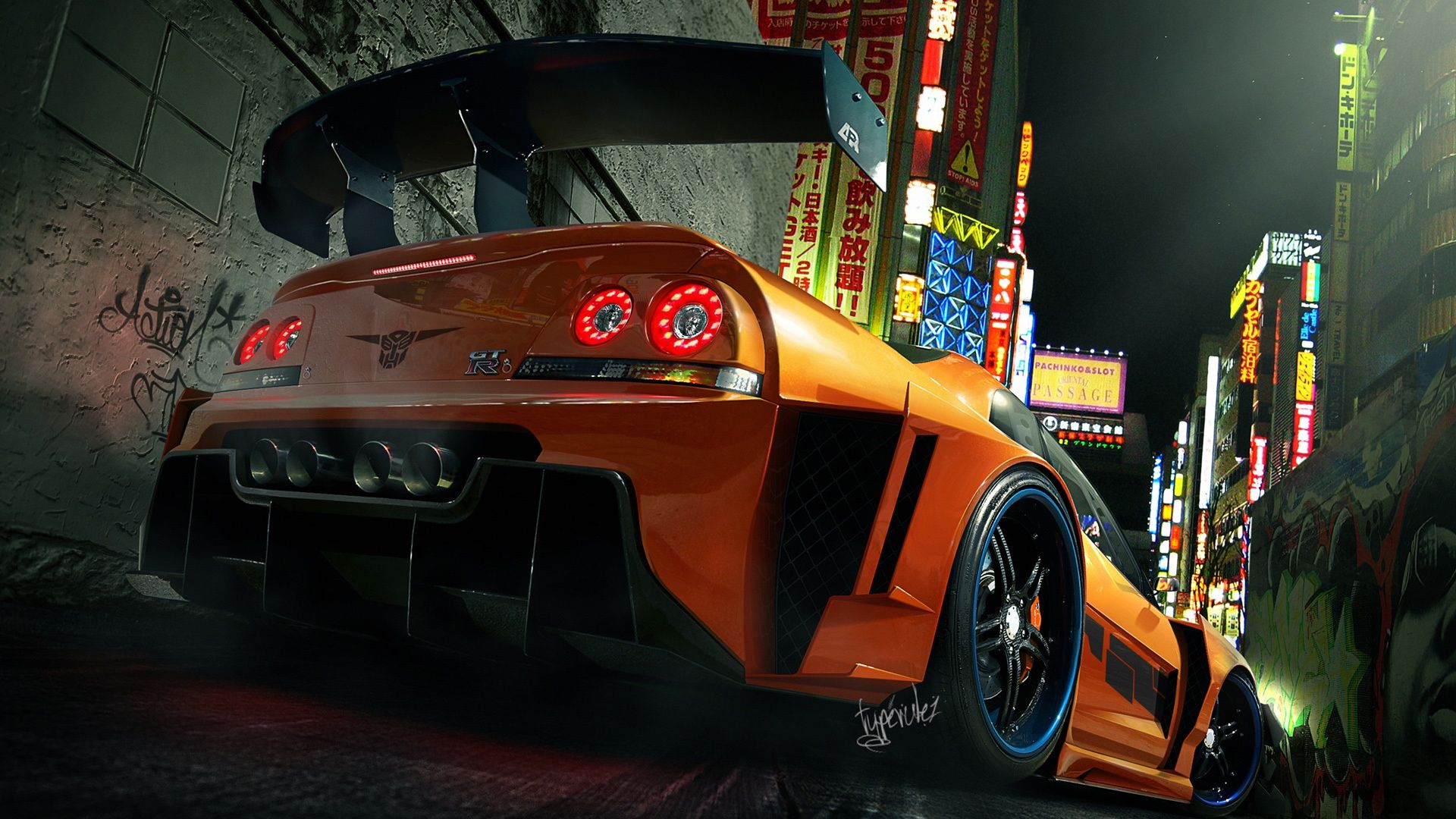 Awesome Nissan Skyline Gtr Hd Wallpapers Stuff To Buy Pinterest