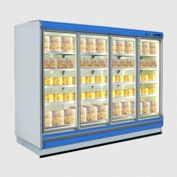 Koolmax Arctic 220cm High Remote Upright Freezer Digital